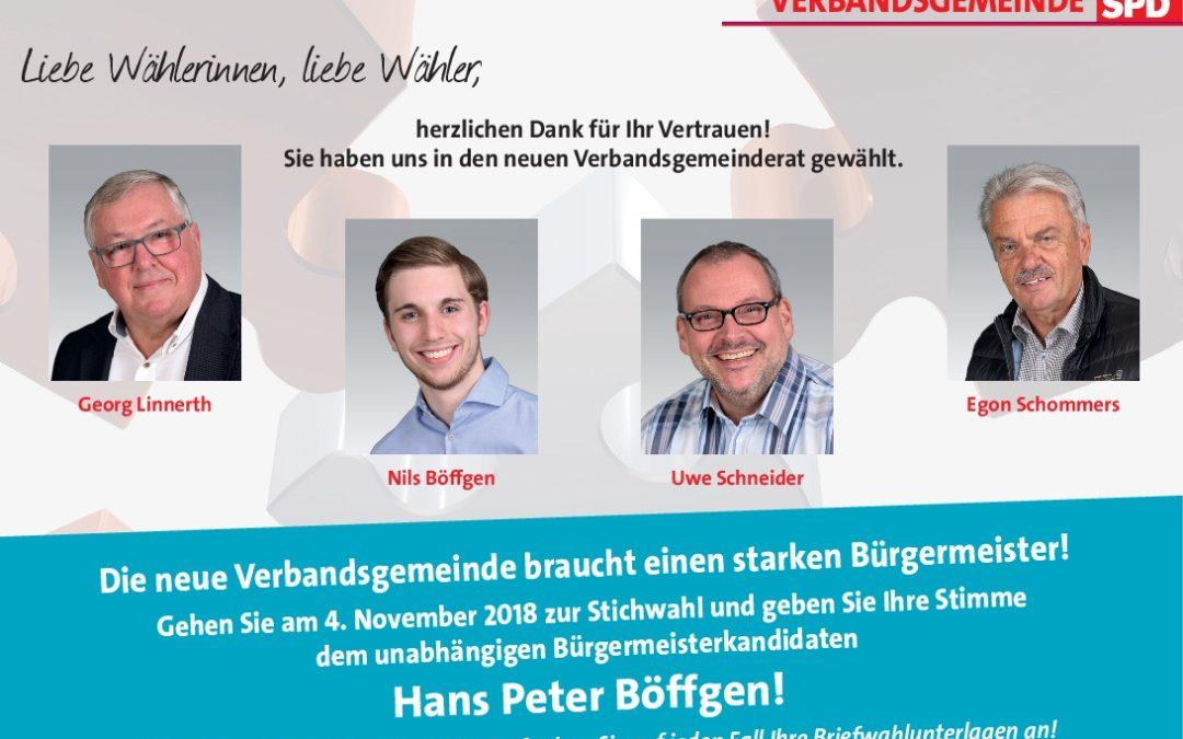 Pressemitteilung SPD – Gerolsteiner Land
