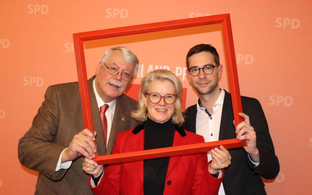 SPD-Vulkaneifel beschließt Liste für Kreistagswahl 2019