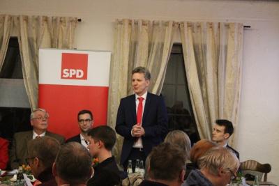 SPD-Kreisverband mit H.P. Böffgen