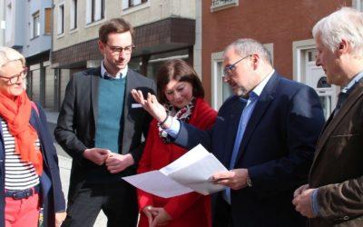 Rundgang zum Stadtentwicklungskonzept in Gerolstein