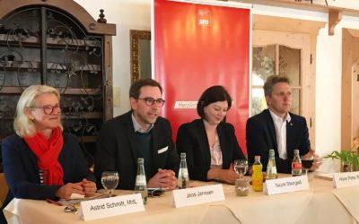 """Diskussionsveranstaltung """"Starke Kommunen: Entwicklungen im ländlichen Raum"""" mit Nicole Steingaß"""