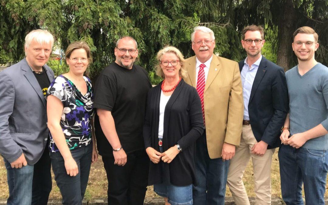 Konstituierung der SPD Kreistags-Fraktion