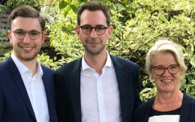 SPD wählt neues Führungsteam für Fraktionsspitze
