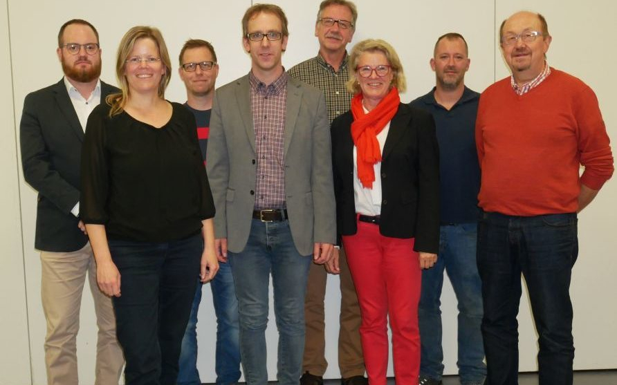SPD-OV-Daun-Vorstand 2019