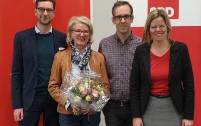 SPD Daun schlägt Astrid Schmitt als Kandidatin für Landtagswahl 2021 vor