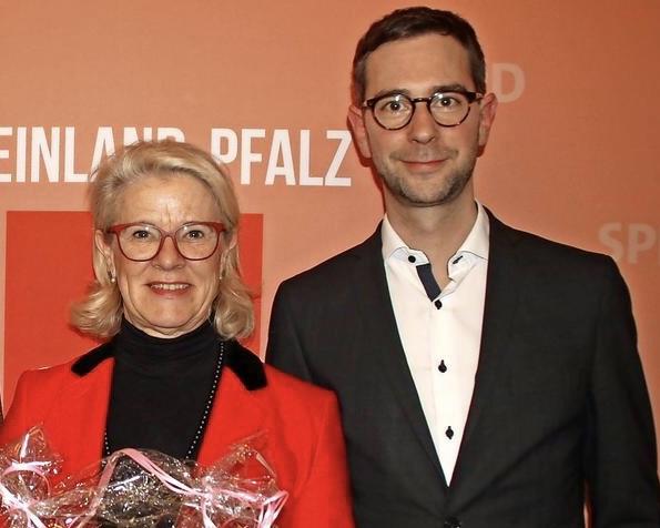 Foto Astrid Schmitt und Jens Jenssen