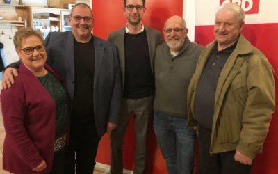 Die SPD im Gerolsteiner Land nominiert Astrid Schmitt für die Landtagswahl 2021