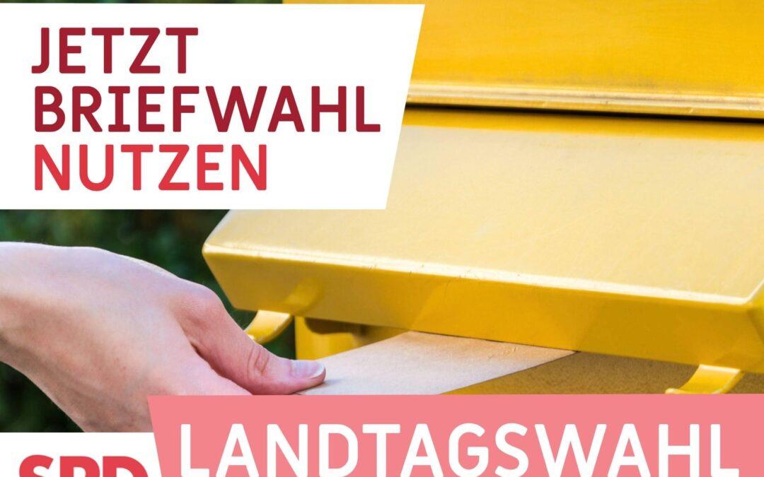 LANDTAGSWAHL RHEINLAND-PFALZ 2021 – AUFRUF ZUR BRIEFWAHL
